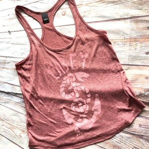 Obey anchor tank
